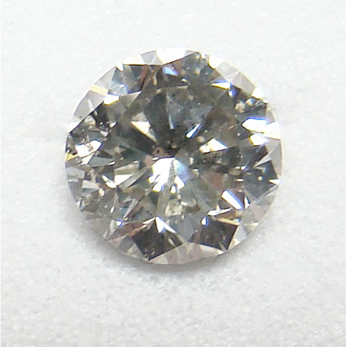View 1.34 ct. Round Fancy Gray