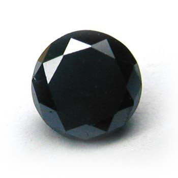 View 0.25 ct. Round Black (Quantities Available)