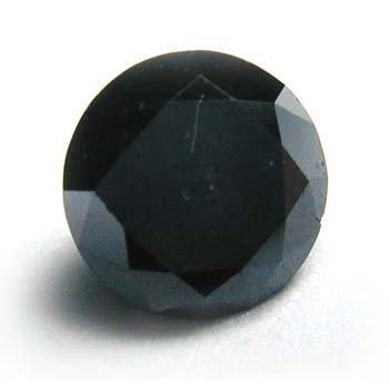 View 0.75 ct. Round Black (Quantities Available)