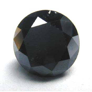 View 1.5 ct. Round Black (Quantities Available)
