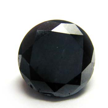 View 3.5 ct. Round Black (Quantities Available)