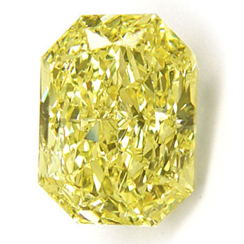 View 5.2 ct. Radiant Fancy Intense Yellow