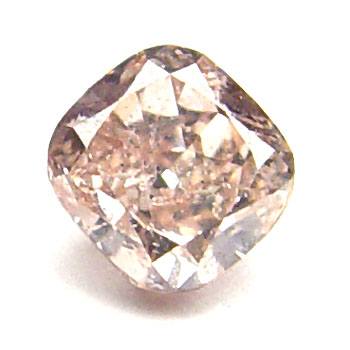 Fancy Pink Brown Diamond