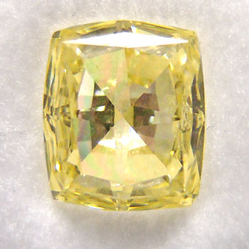 View 1.13 ct. Radiant Fancy Yellow