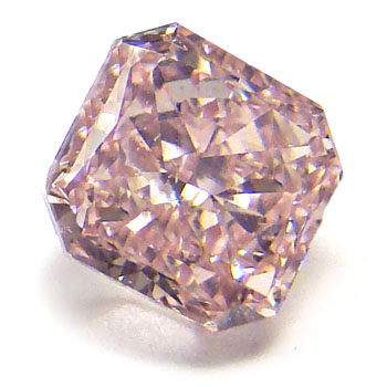 View 1.01 ct. Radiant Fancy Pink