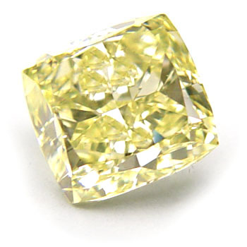 View 2.07 ct. Radiant Fancy Yellow