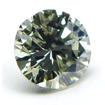 View 0.56 ct. Round Fancy greenish Y. Gray