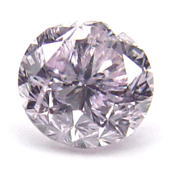 View 0.43 ct. Round Light Pink