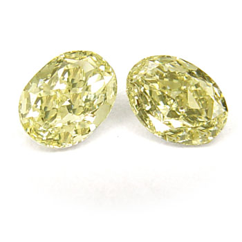 View 1.4 ct. Oval Fancy Yellow