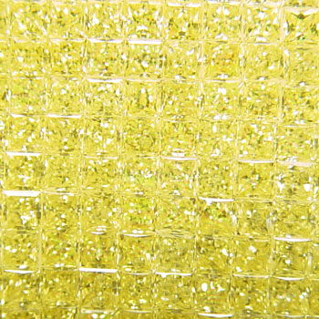 Fancy Intense Yellow (quantities available) Diamond